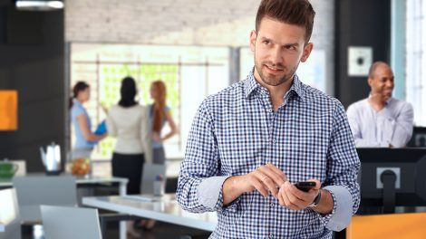 Mobile - Enabling Consumerization and BYOC