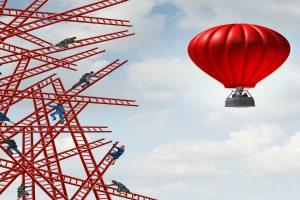Innovation - Enterprise Cloud IT+ Big Changes = Disruption & Innovation
