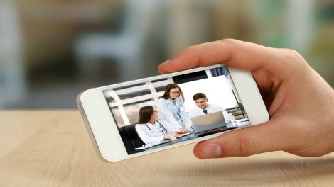 Healthcare - Is Mobility Improving Healthcare Delivery?