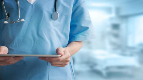 Healthcare - Back to the Bedside: The End of PC Domination in Healthcare