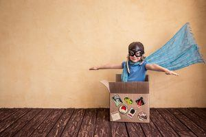 Leadership - Back to Basics: Leading Like a Kid