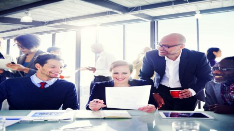 Staffing - Teaching Workplace Relationship Building