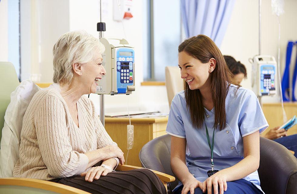 Healthcare - Healthcare Meets Hospitality