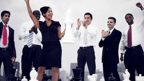 Staffing - Building Your Team's Achievement Muscle