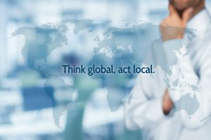 Leadership - Achieving Global Scale and Glocalization