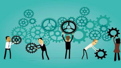 Leadership - Building Teamwork Across the Enterprise